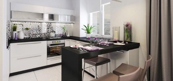 купить угловую маленькую кухню эконом класса