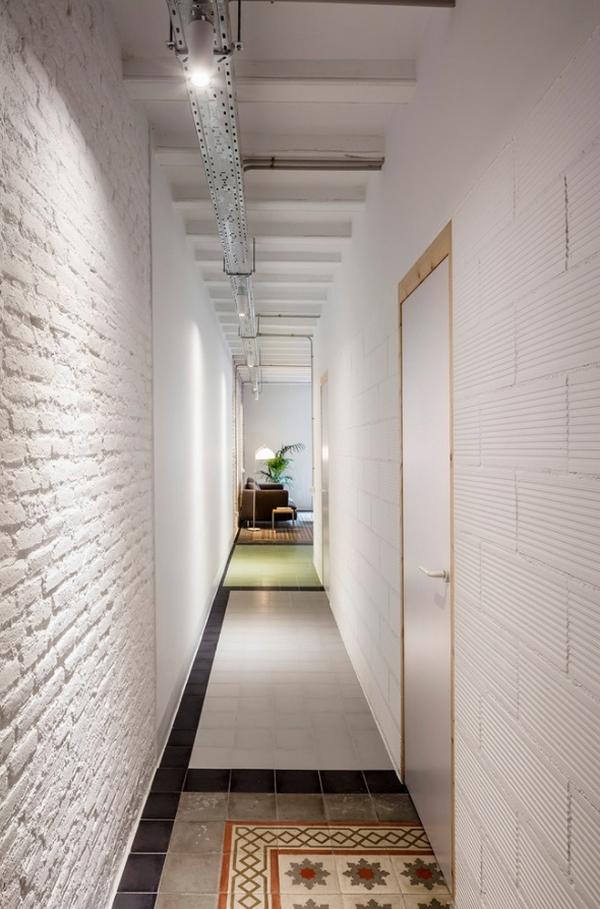 маленький коридор прихожая в хрущёвке дизайн