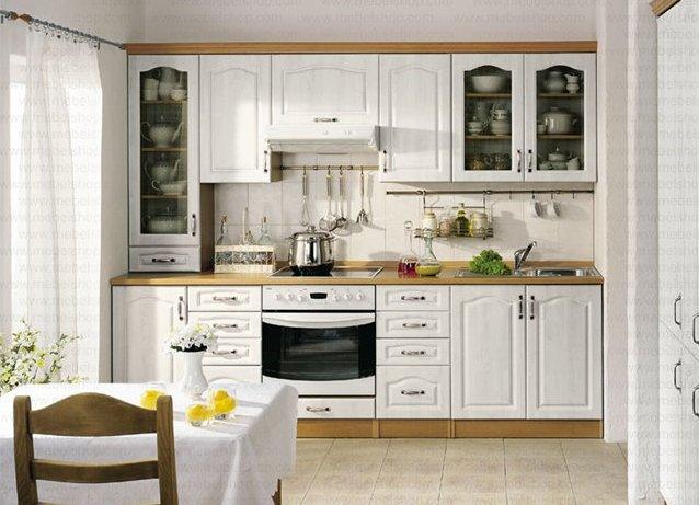 маленький угловой кухонный гарнитур фото