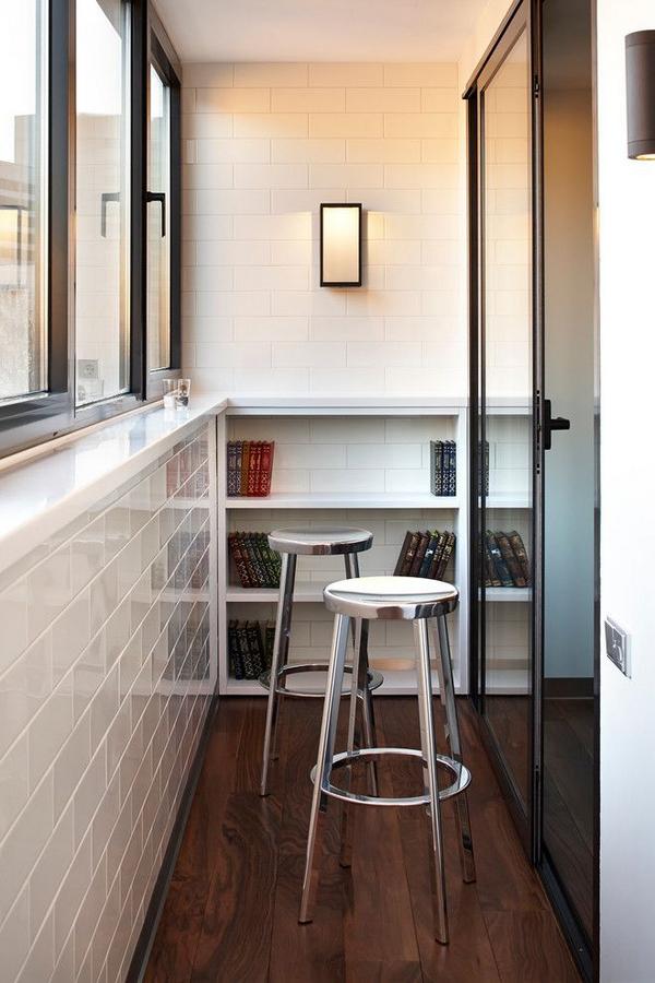 шкафчик на балкон фото