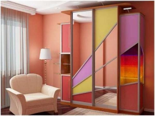 шкафы купе гостинная спальня