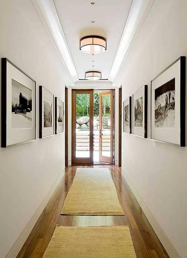 узкий коридор дизайн фото в квартире хрущёвка фото