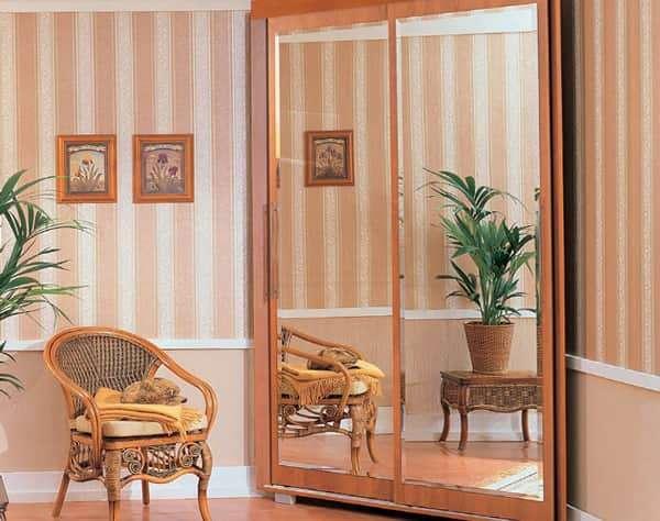 встроенные шкафы купе угловые в гостиную фото