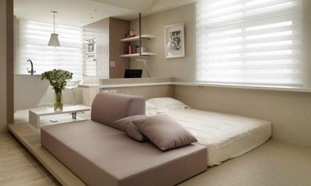 минимализма в интерьере квартиры