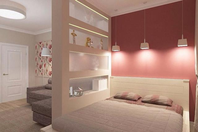 бюджетный ремонт однокомнатной квартиры в новостройке пример