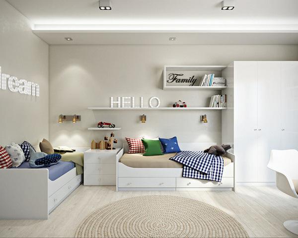 идеи интерьера в стиле минимализм квартиры