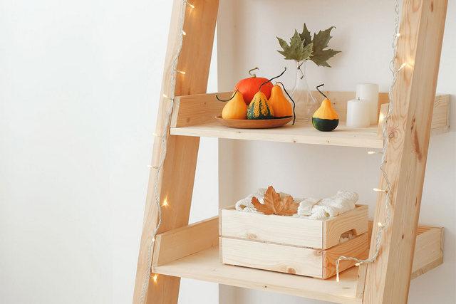 идеи осеннего декора комнаты