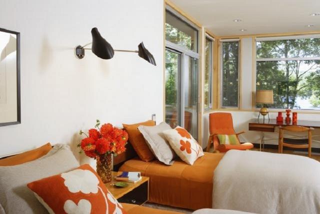 как сделать осенний декор комнаты варианты