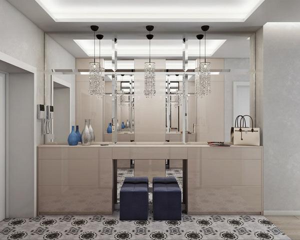 минимализм в интерьере квартиры 2х комнатные дизайн проект