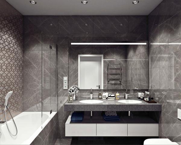 минимализм в интерьере квартиры 2х комнатные на фото