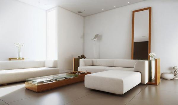 минимализм в интерьере малогабаритной квартиры