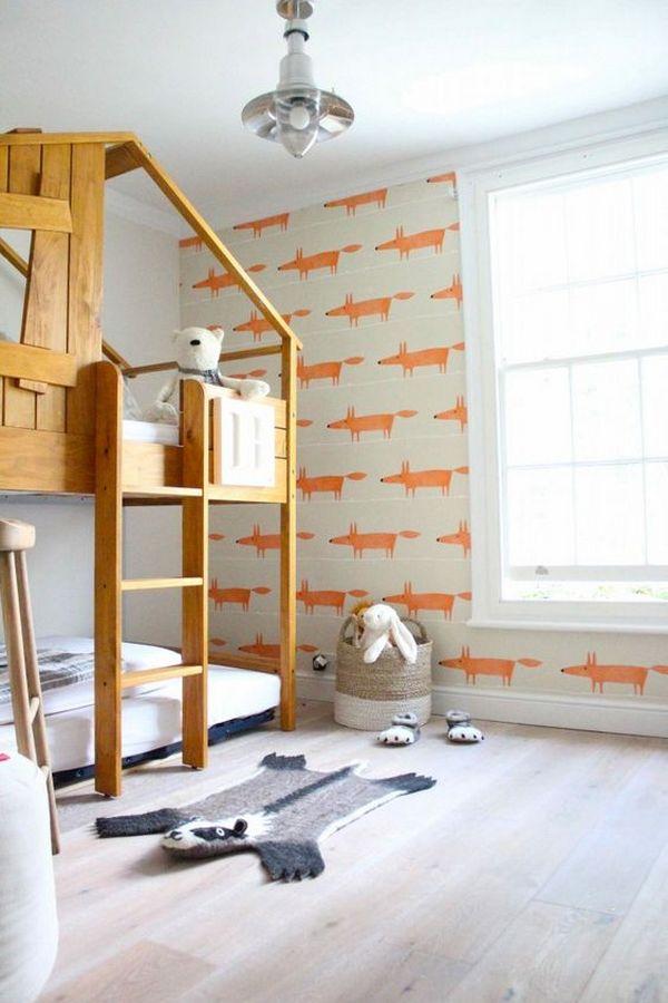 осенний декор комнаты для девочки фото