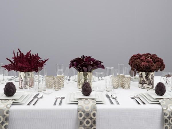 осенний декор своими руками для украшения стола яркие акценты