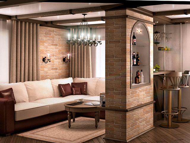 ремонт квартиры однокомнатной малогабаритной квартиры фото