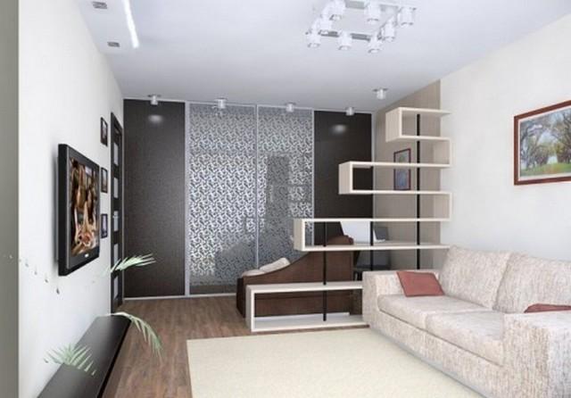 ремонт квартиры однокомнатной малогабаритной