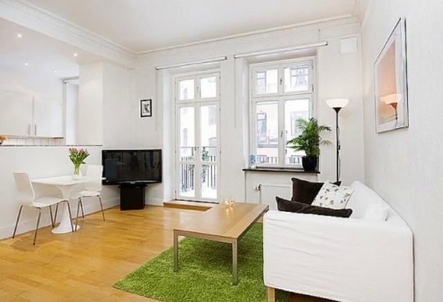 ремонт однокомнатной квартиры в новостройке пример