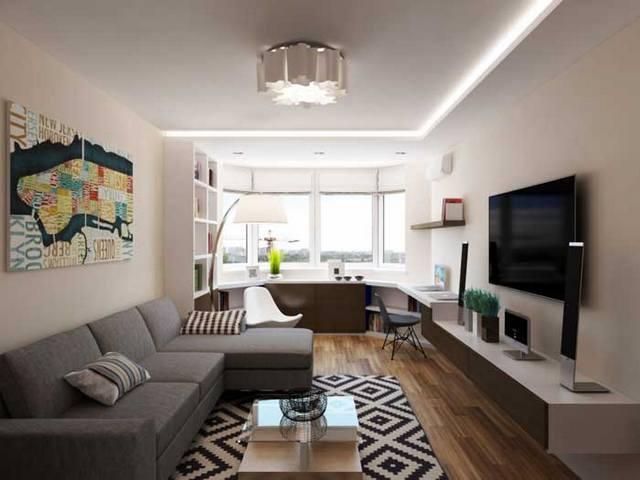 ремонт типовой однокомнатной квартиры фото