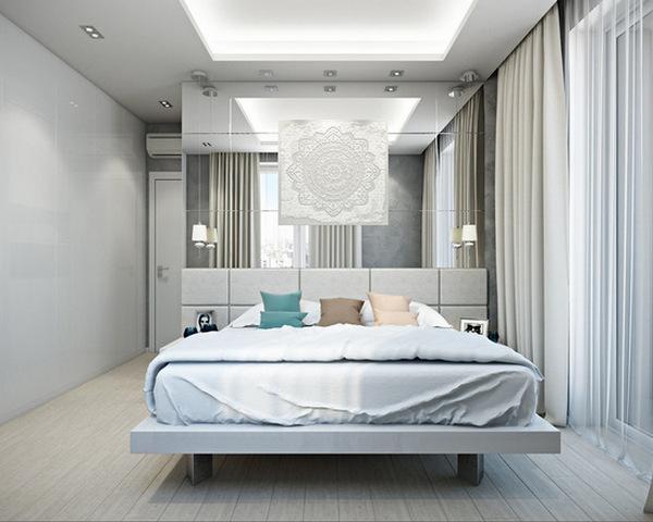 стиль минмализм в интерьере квартиры фото реальные