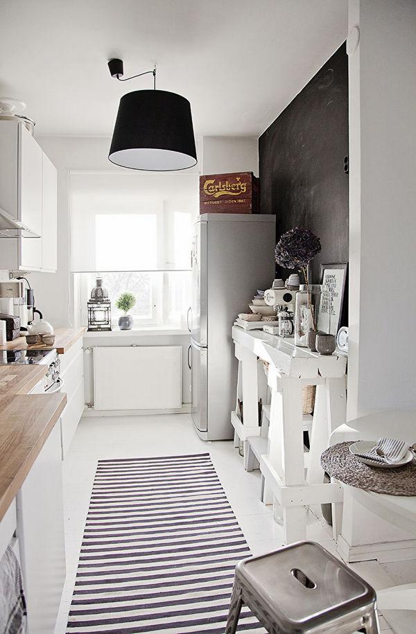 кухня в скандинавском стиле классика