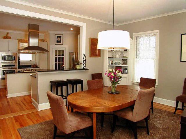 интерьер кухни студии фото интерьер деревянная мебель