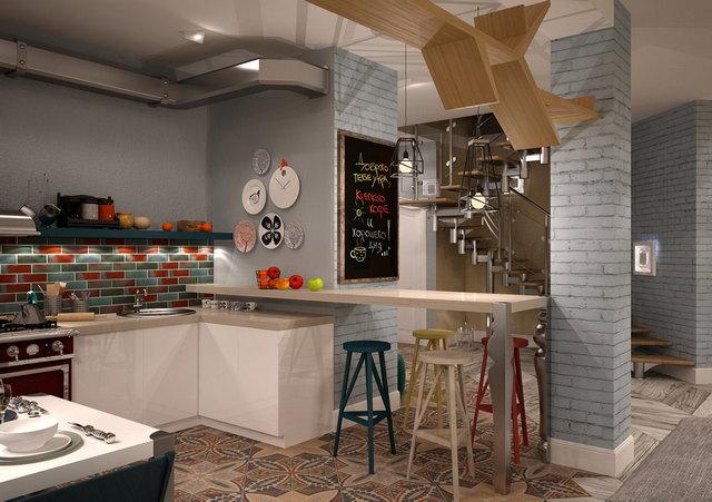 кухни в стиле кафе особенности скандинавского стиля