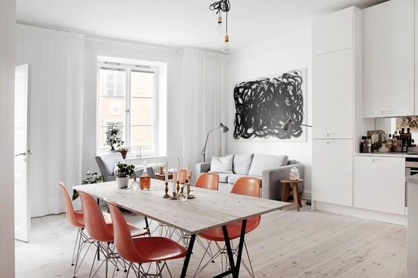 кухни в стиле минимализма готовые интерьеры