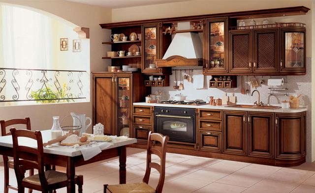 кухня студия дизайн интерьера пример