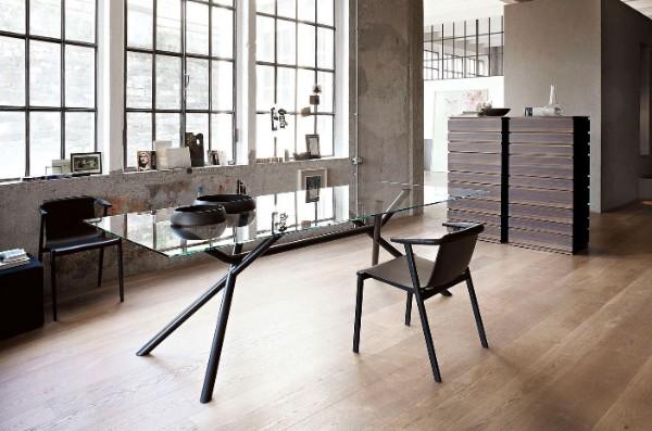 стиль минимализм в интерьере дома фото
