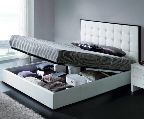 кровать в спальню модульная