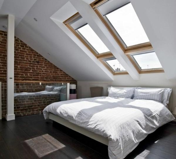 дизайн дома с мансардным этажом