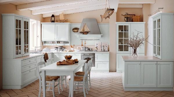 скандинавский стиль в интерьере кухни нестандартный подход