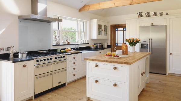скандинавский стиль в интерьере кухни современный дизайн