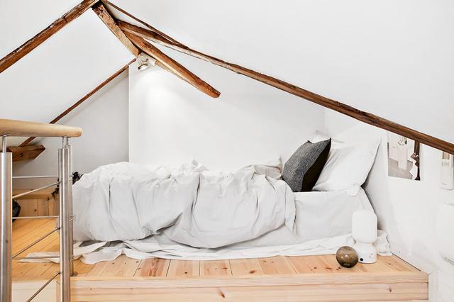 спальня скандинавская
