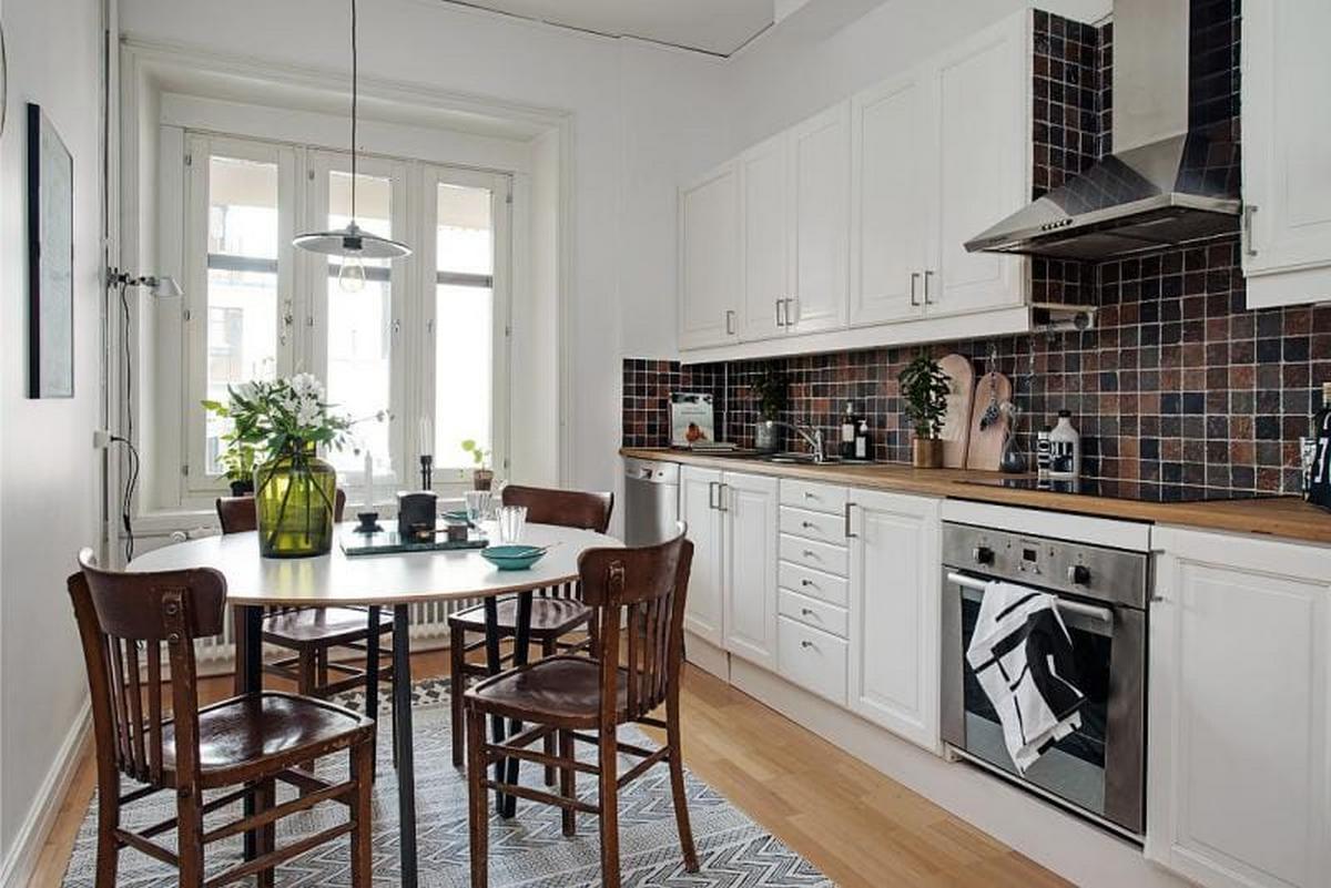 дизайн кухня 12 кв м интерьер