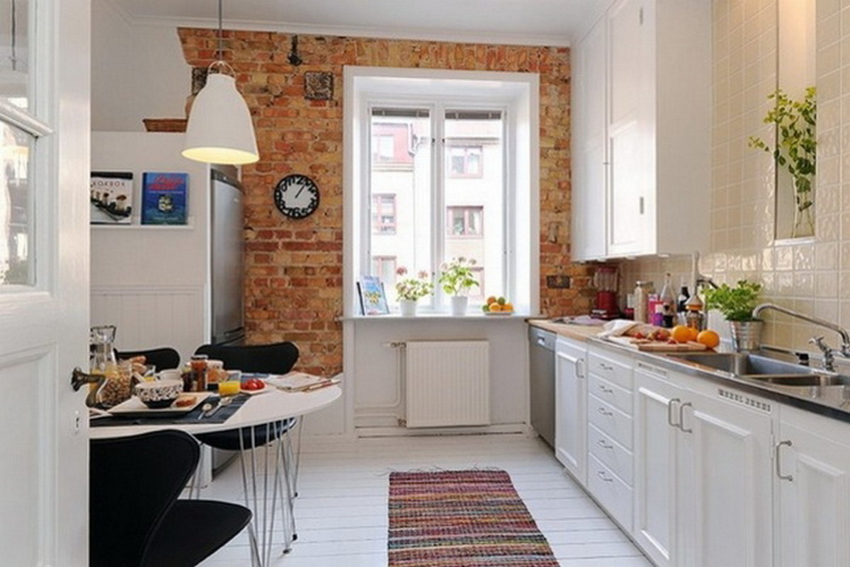 дизайн кухня 12 кв м