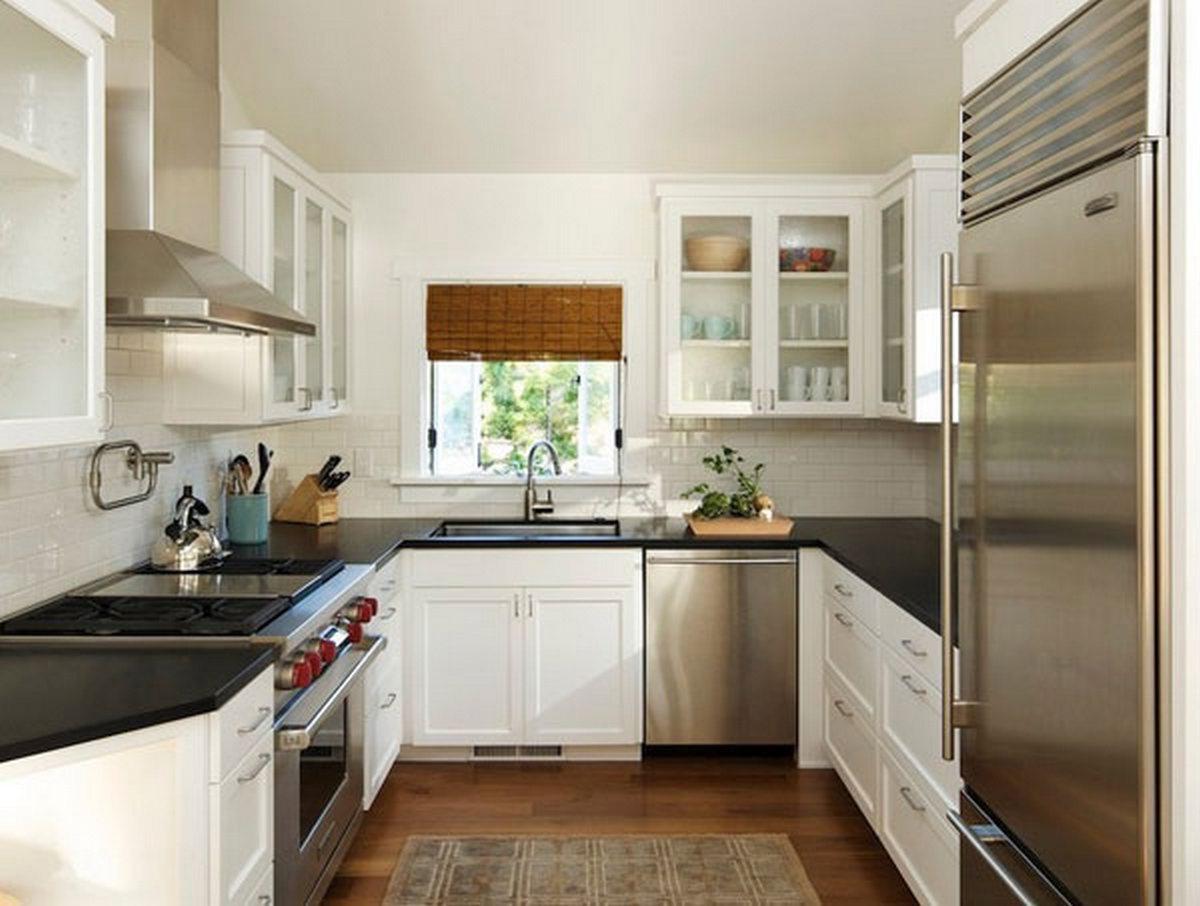 дизайн кухни 11 кв метров