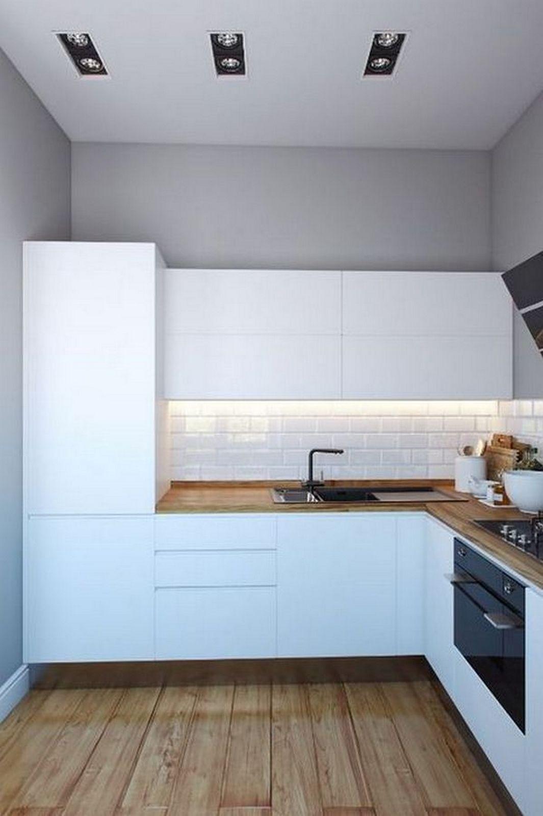 дизайн кухни гостиной в стиле хай тек фото
