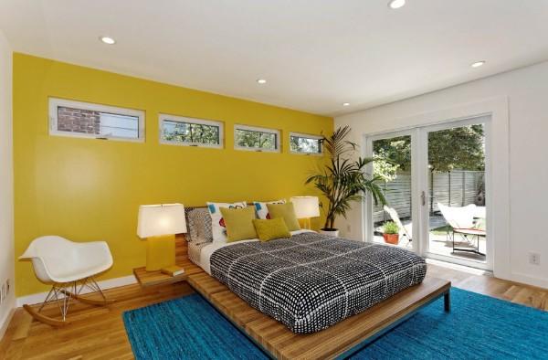 дизайн спален в современном стиле