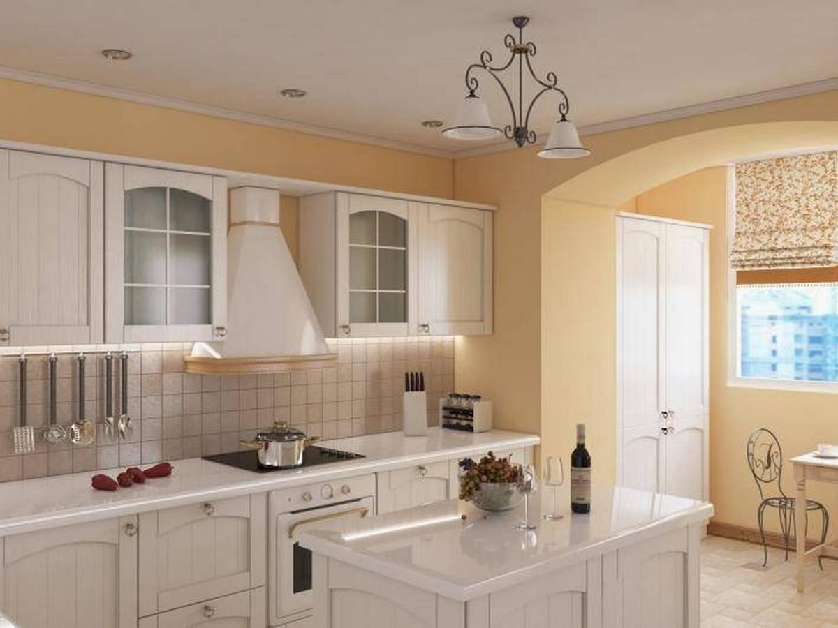 идеи дизайна кухни 12 кв м