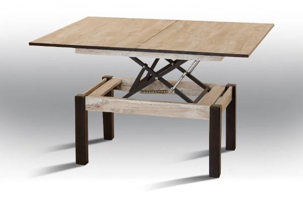 интересный дизайн раскладной стол-трансформер своими руками