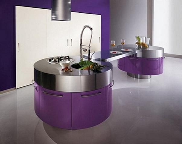 концепт мебели для кухни