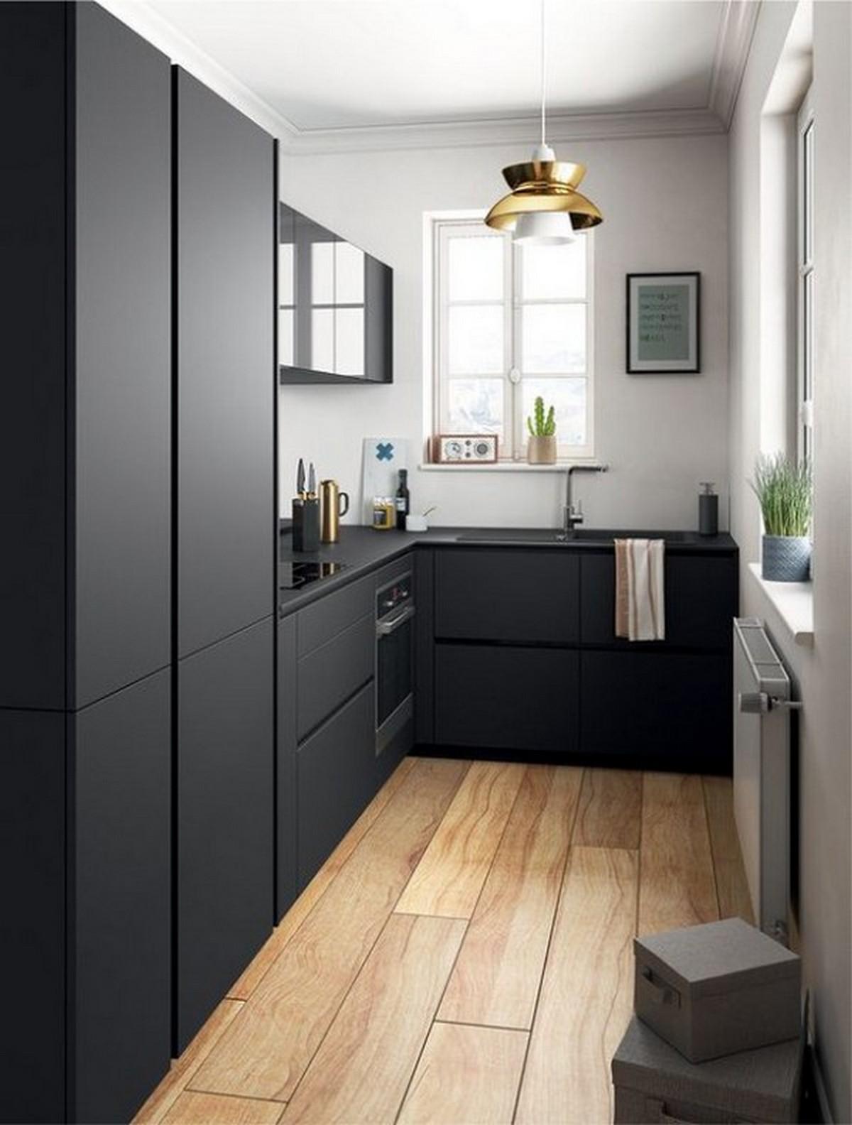 кухни в стиле хай тек фото дизайн на фото