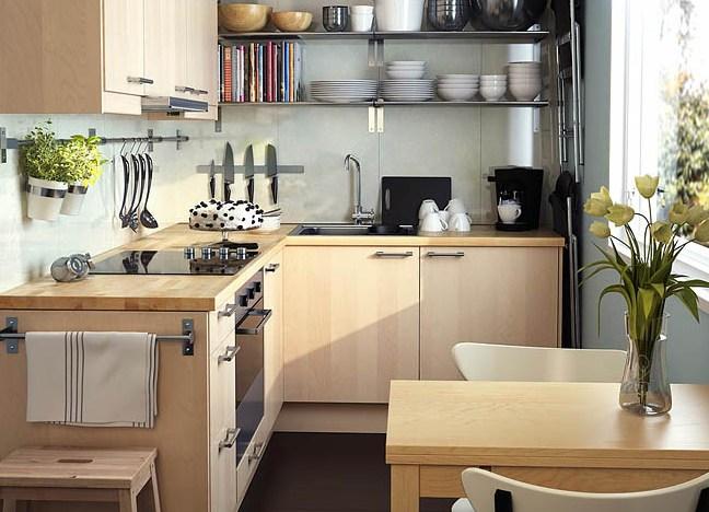 кухонная мебель классика