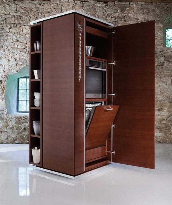 кухонная мебель мобильная