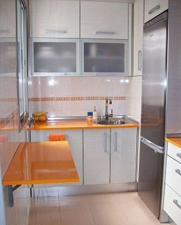 кухонная мебель с барной стойкой фото