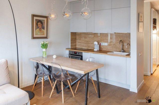 кухонная мебель своими руками из дерева