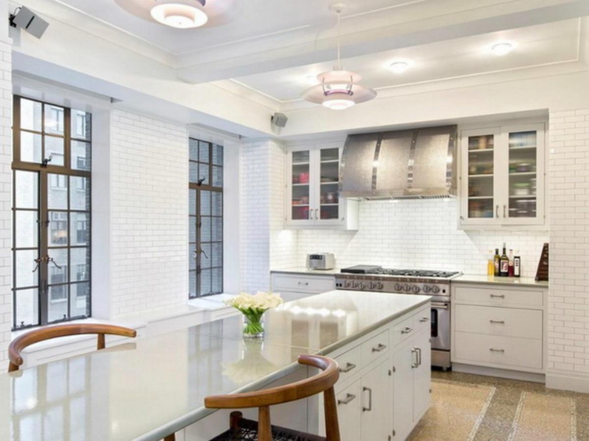 квадратная кухня 12 кв м дизайн