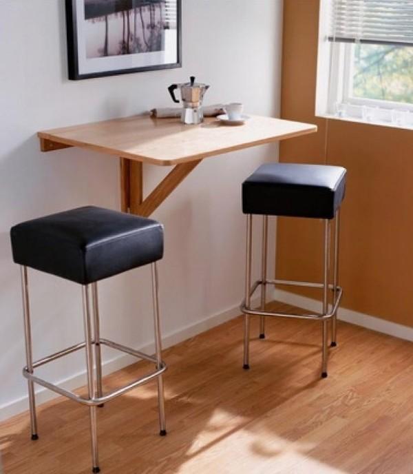 маленький раскладной стол своими руками для кухни фото
