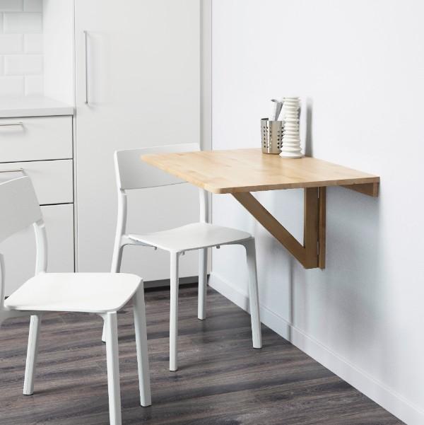 маленький раскладной стол своими руками для кухни