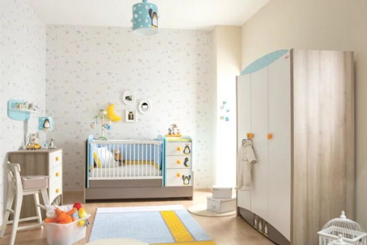 организация освещения в детской комнате новорождённого